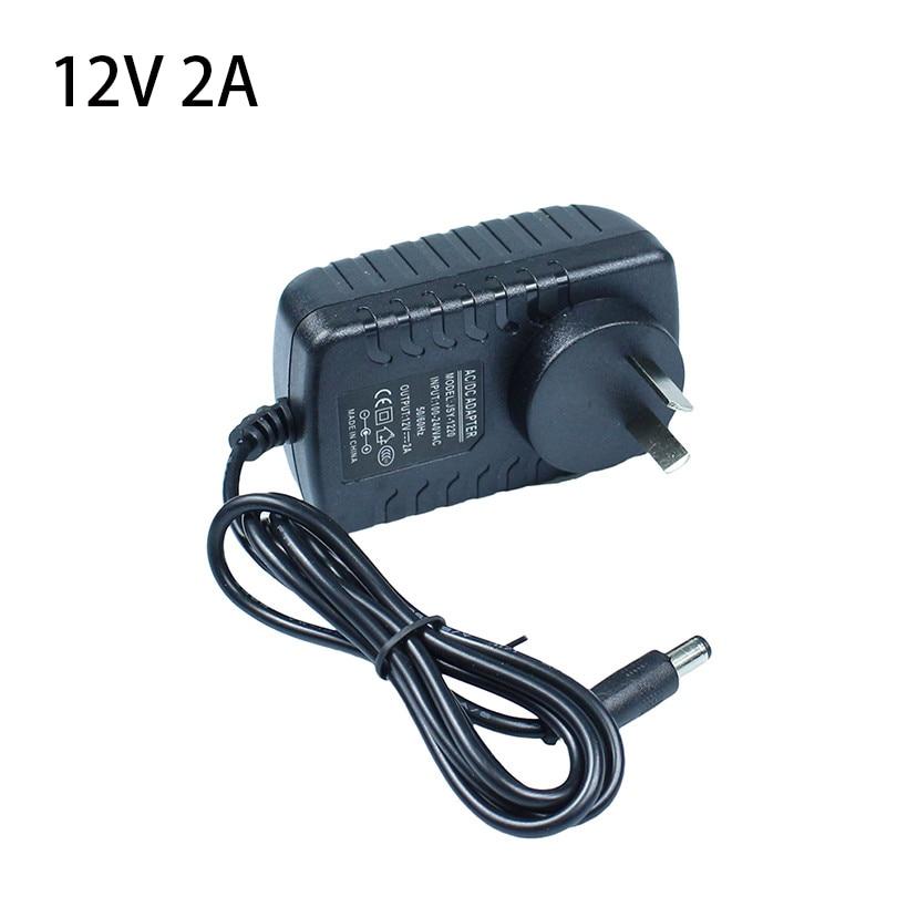 DC12V 1A 2A 3A 5A 6A 8A 10A LED адаптер за - Аксесоари за осветление - Снимка 4