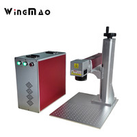Yes CNC Or Not And Laser Engraving Application Portable Metal Laser Engraving Machine 30W