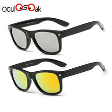 Oculosoak Sunglasses for Kids Brand Design Sun Glasses for Children Boy