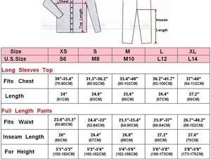 Image 2 - Womens 100% Silk  Pajamas Set  Pajama Pyjamas  Set  Sleepwear Loungewear  XS  S  M  L  XL