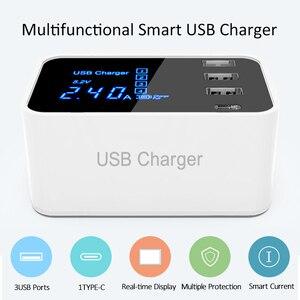 Image 2 - HKHUIBANG зарядка для телефона переходник usb type c зарядное устройство для телефона зарядка для айфона Самсунг EU US переходник для зарядки зарядное устройство зарядка для телефонов зарядное устройство для телефона