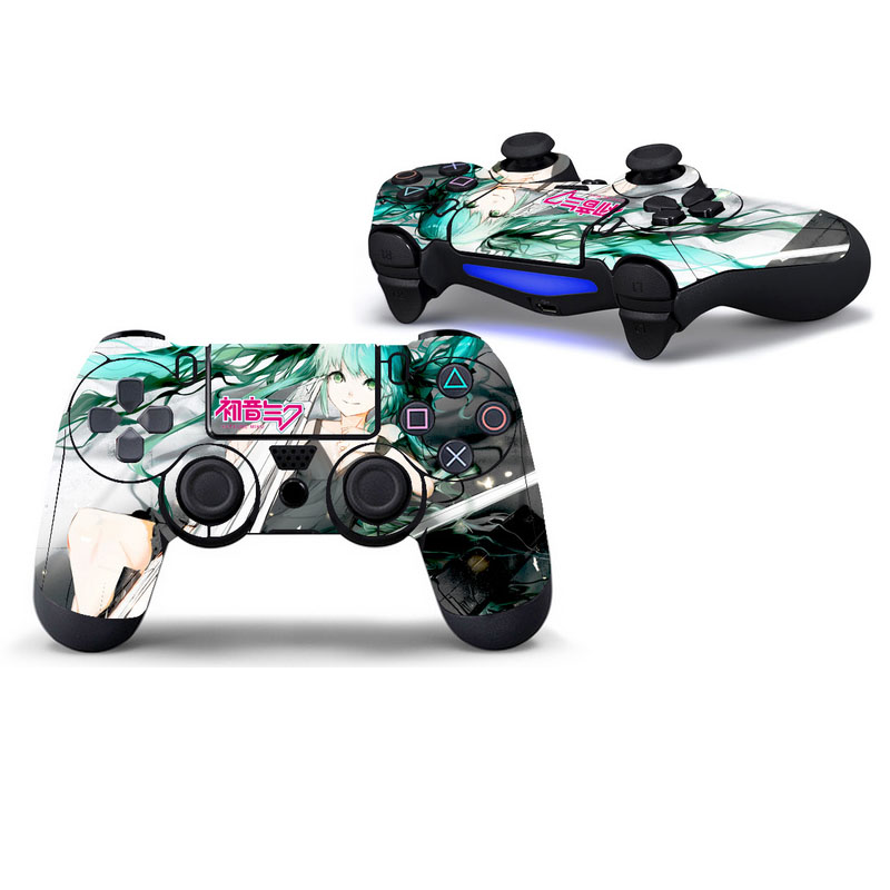 red blood protective cover sticker for ps4 controller skin