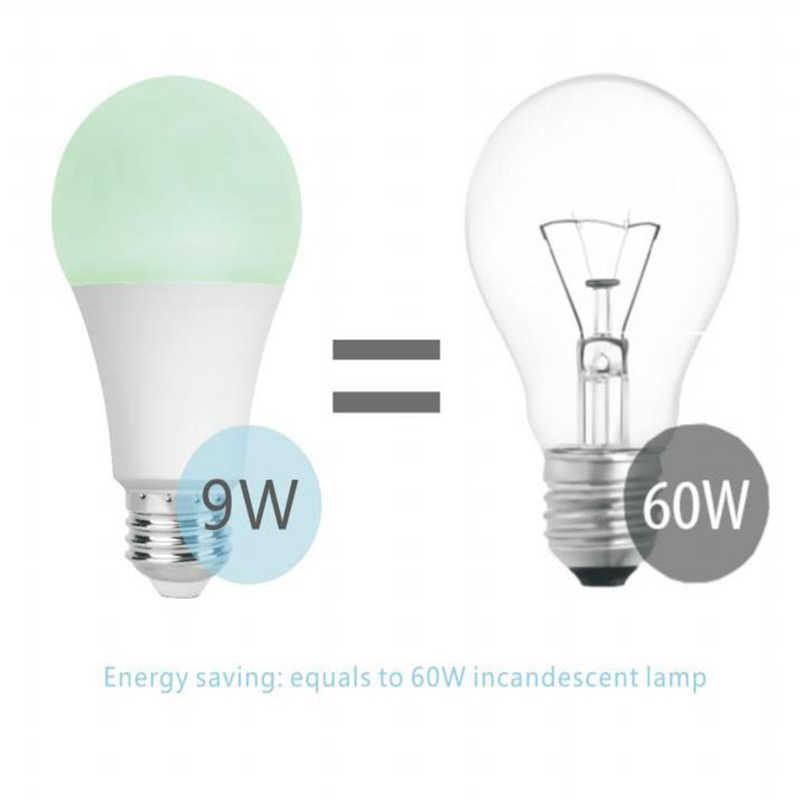 Затемнения E27 светодиодный умный дом умная Автоматизация вспышка с WiFi лампа энергосбережения приложение Управление через Smart жизни работает с Alexa