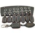 Кожаный чехол для автомобильных ключей, защитный чехол для Nissan Qashqai J11 X-Trail T31 T32 Vampira Pathfinder Murano Teana Juke