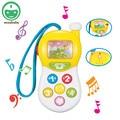 Niños Juguetes Electrónicos de Aprendizaje Temprano Juguetes de Niño Juguetes de Bebé Juguete de la Música del Niño Del Teléfono Móvil Móvil Con Música TY18