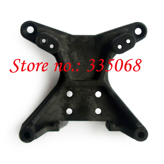 HENGLONG 3851-2 RC EP car Mad Truck 1/10 spare parts No.44 Plastic back support / Plastic back surface bracket