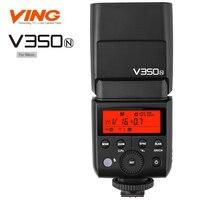 Godox V350N TTL HSS Flashes For Nikon D3100 D3200 D5200 D5300 D7100 D810 D750 D90 D700 Series of Camera