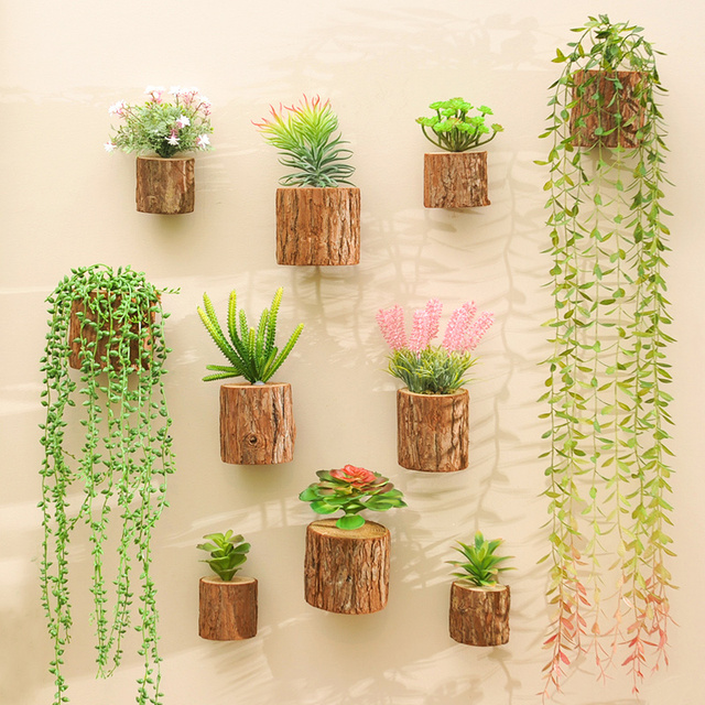 Exelent Plant Wall Decor Image - Wall Art Collections ...