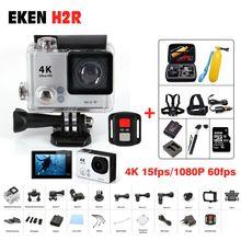 Action camera Original EKEN H2R Remote Ultra hd 4K wifi Camera 1080P /60fps 2.0 LCD 170D 4 K 15fp pro sport waterproof go Camera