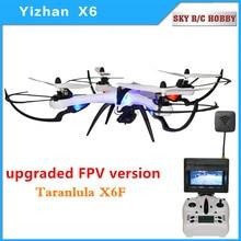 Asli Yizhan Tarantula X6 Gropo HD Kamera 2.4G 4CH 6-Axis FPV RC Quadcopter Drone Helikopter
