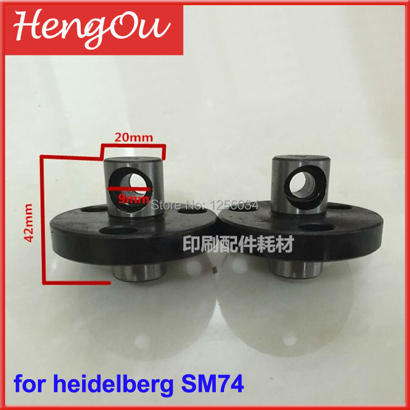 1 piece free shipping Heidelberg presses Accessories Heidelberg SM74 water roller gear