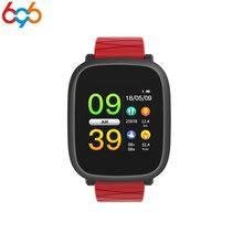 696 IP67 Waterproof Smart Band M30 Men Women Sport Watches Sleep Monitor Blood Oxygen Pressure Monitor Alarm Wristband Q9 Upgrad(China)
