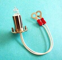 Compatible HITACHI 705-0840 12 V 20 W lámpara halógena 7020 7170 7180 7600 analizador bioquímico 12v20w lámparas de luz ENVÍO LIBRE de DHL