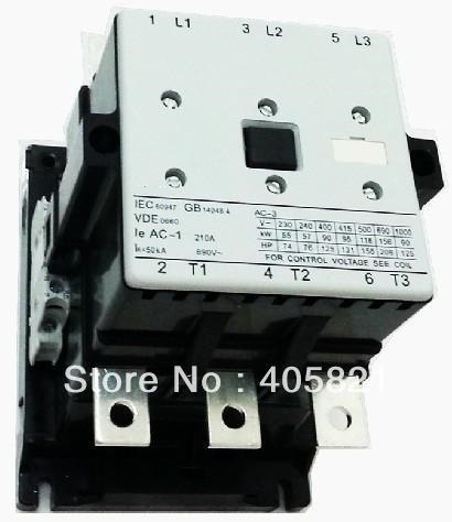 цена на Best quality CJX1-170(3TF5222)AC contactor magnetic contactor 2NO+2NC 170A