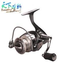 все цены на TAF Spinning Fishing Reel 8+1BB 5.2:1 Double Spools LGL3000A Carp Fishing Reel Carretilha De Pesca Saltwater Spinning Wheel онлайн
