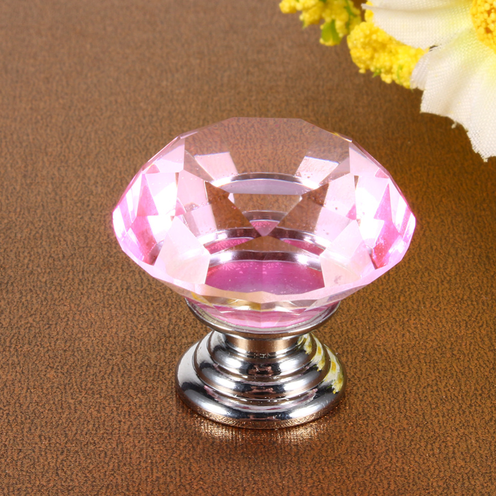 Aliexpress.com : Buy 10Pcs/Lot 30mm Crystal Glass Door