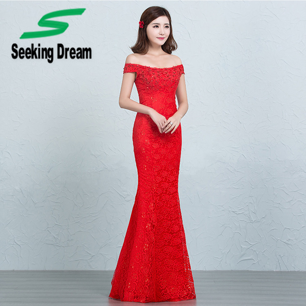 Awesome Cheap Red Wedding Dresses Mold - All Wedding Dresses ...