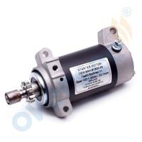 6AH 81800 Outboard Start Motor For Yamaha Parsun Hidea Outboard Engine 15HP 20HP 4 Stroke 6AH 81800 00 6AH 81800 01