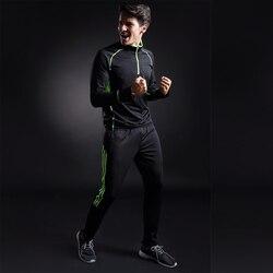 LYNSKEY Adults Kids Soccer jerseys Soccer Long Sleeve Training Tracksuit Survetement Football trousers Jacket Uniforms