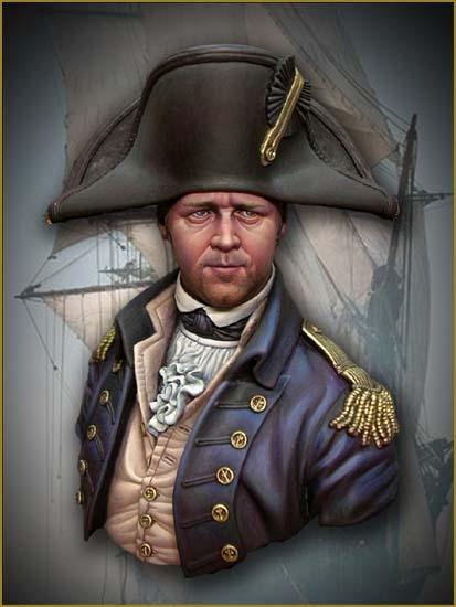 Master and Commander Jeter - Aorui Bo captain
