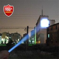 2018 NEW LED Flashlight Lanterna de led linternas Torch 2400lm Zoomable lamp mini flashlight led light lantern bike light