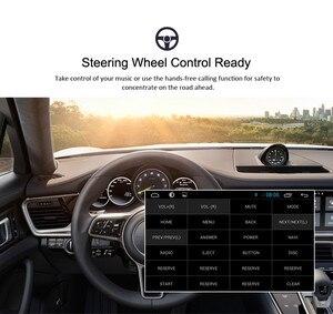 Image 4 - 4G RAM אנדרואיד 9.0 רכב רדיו מולטימדיה נגן עבור פולקסווגן פולו 2015 2017 GPS וידאו WIFI Bluetooth ניווט סטריאו אין DVD