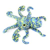 Paul Octopus 36cm Plush Toys Dolls The Cute Pillow Seat Cushion Backrest The Stuffed Toys For
