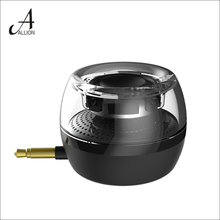 3.5mm Aux Audio Jack Plug in Line-in Mini Wireless Speaker Altavoz Round Shape Powerful Clear Portable speakers Caixa de som