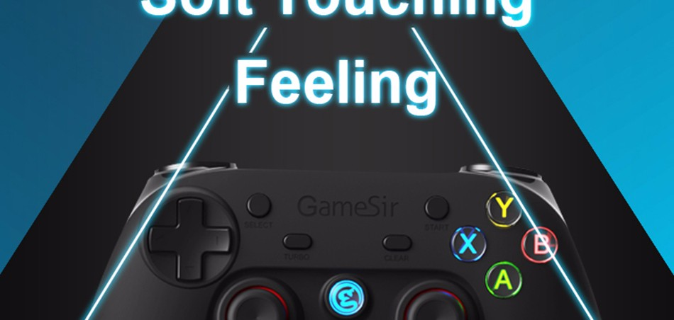 GameSir G3s Gamepad for PS3 Controller Bluetooth&2.4GHz snes nes N64 Joystick PC for Samsung Gear VR Box for SONY Playstation 2