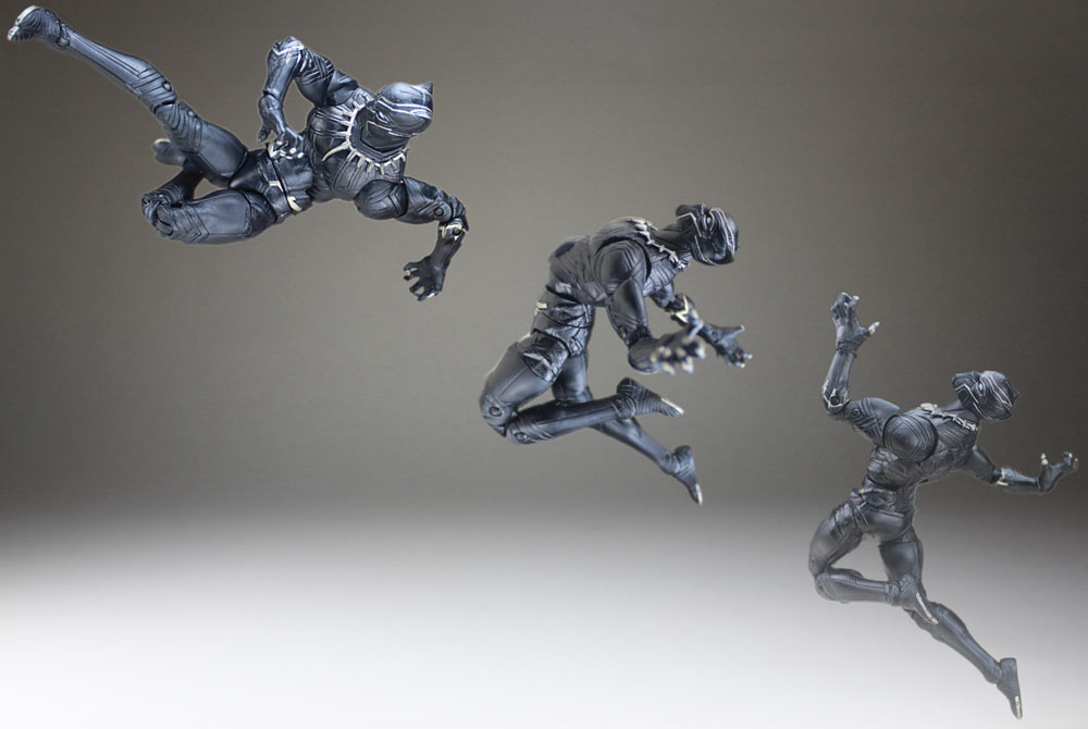 "Image 5 - マーベルレジェンドキャプテンアメリカ南北戦争黒パンサー 6 ""ルースアクションフィギュアaction figuremarvel legends captain americamarvel legends -"