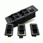 100% New # High quility! MR753373 , MB781916 For MITSUBISHI PAJERO Electric Power Window Switch 4PCS / SET