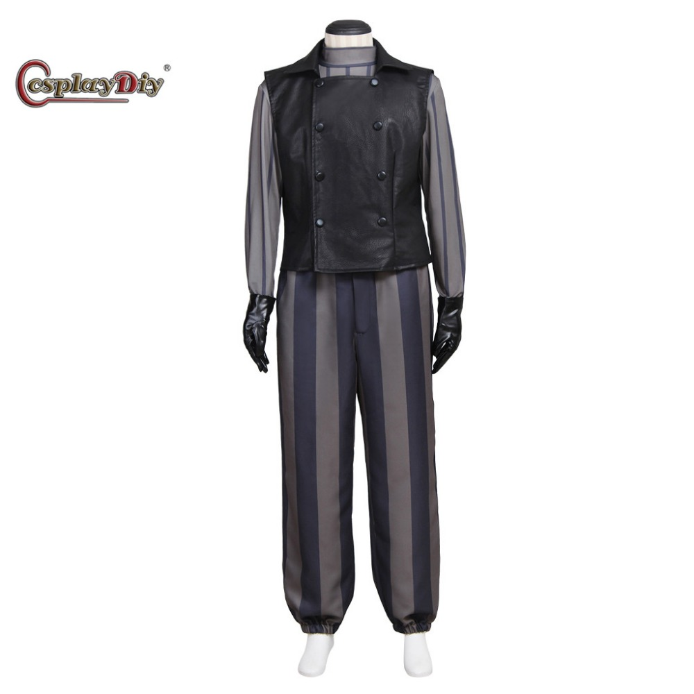 Cosplaydiy Spidea Man Dark Side Cosplay Costume For Halloween Carnival Cosplay Outfit Custom Made