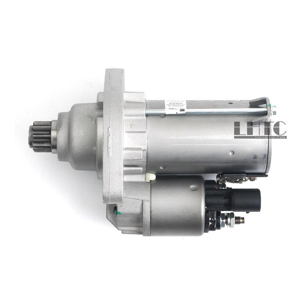 OEM Genuine 6MT 6 Speed Manual Transmission Starter Motor Assembly For VW  Golf GTI R Jetta GLI Passat CC AUDI A3 S3 TT TTS 2.0 -in Starters from  Automobiles ...