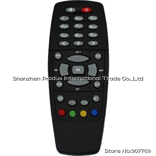 пульт дистанционного управления для для Dreambox dm500 dm500s dm500c спутниковый приемник серебра и черный