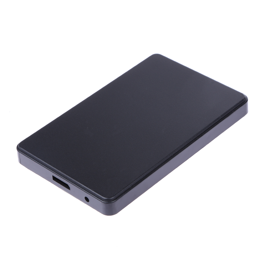2.5 inch Super High Speed USB 3.0 Interface SATA HD Box HDD Hard Drive External Enclosure Case Caddy SATA not require screws sata usb 3 0 blue orange hdd case with 250g hard disk heating release rubber case 2 5 fast reading speed case
