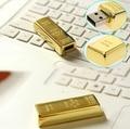 Barra de Ouro Real Capacidade USB3.0 Disco de Memória Flash Drive Vara Chave 64 GB 128 GB 32 GB USB Flash Drive de 1 TB 2 TB Pendrive 256 GB 512 GB
