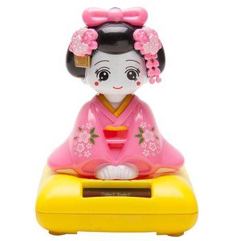 Solar Powered Japanese Geisha