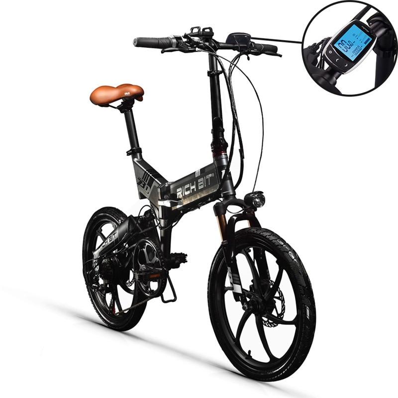 RichBit Νέο ebike 48V 8Αh κρυμμένο μπαταρίας - Ποδηλασία - Φωτογραφία 2