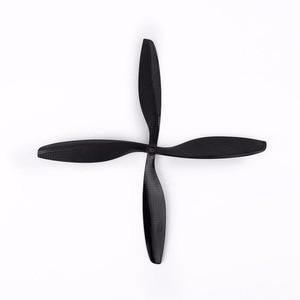Image 3 - 8pcs 10x4.5 1045 סיבי פחמן מדחף להב CW CCW אבזרי עבור RC מצלמה Drone 10 אינץ F450 f550 DIY RC חילוף חלקי כנף אוהדים