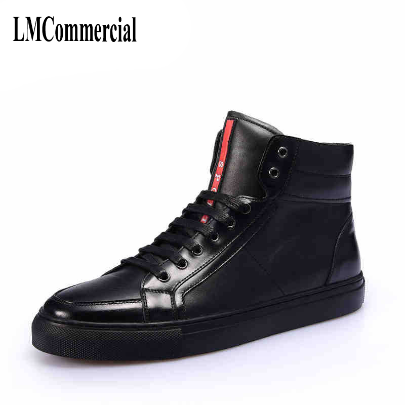 The first layer of leather shoes are Martin male high boots leather casual shoes Metrosexual popular Gobon 17 years the new season the first layer of leather shoes shoes men lazy casual leather shoes shoes retro matte doug