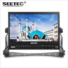 Seetec P133-9HSD 13.3 Inch IPS Broadcast Monitor with 3G-SDI HDMI AV YPbPr Professional 13.3″ Director Desktop LCD Monitors