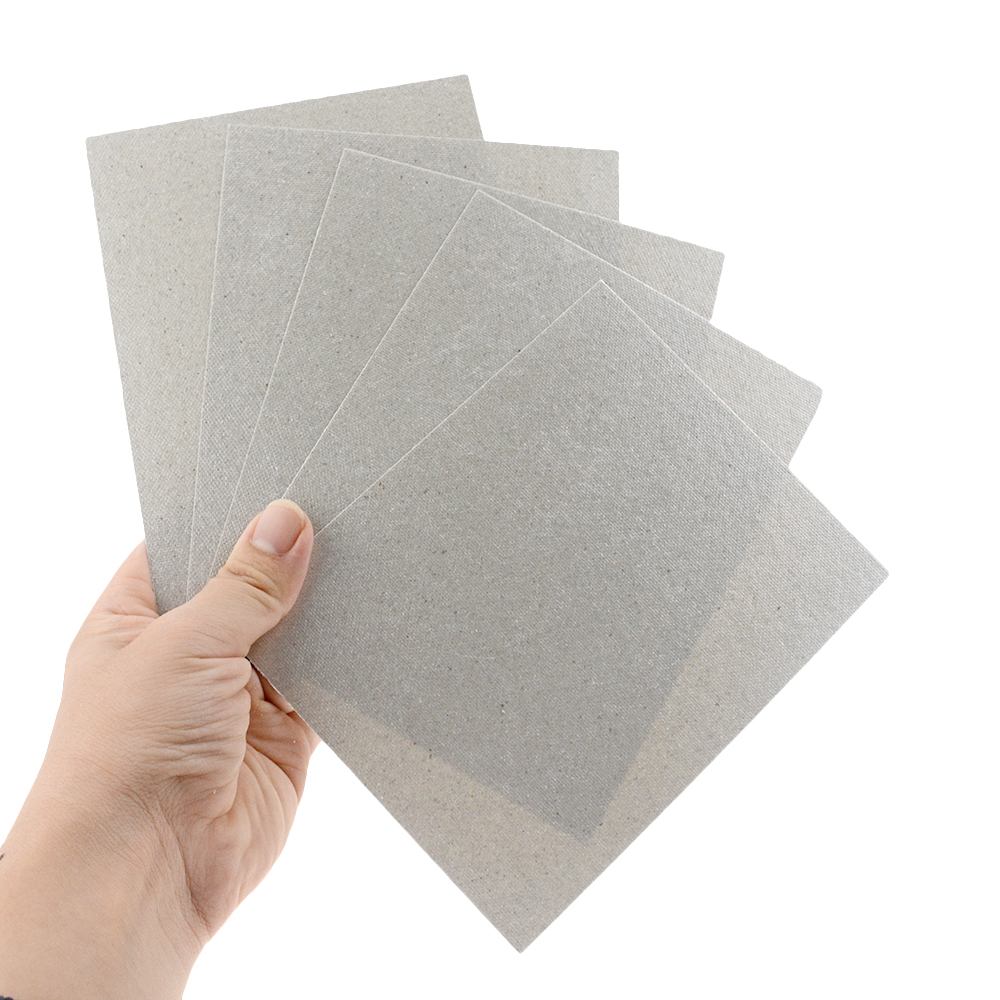 1/2/5Pcs 15*12cm Ultra-Thick Mica Sheet For Microwave Oven Microwave Oven Accessories