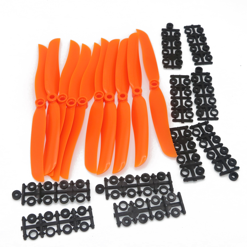 10pc/lot RC Airplane <font><b>Propellers</b></font> EP1160 EP1060 EP9050 8060 <font><b>7035</b></font> 8040 6030 5030 Props For RC Model Aircraft Replace GWS image
