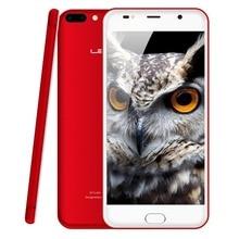 LEAGOO M7 5.5 pouces Android 7.0 Smartphone 1 GB RAM 16 GB ROM MT6580A Quad Core 3000 mAh Double Retour caméra Avant D'empreintes Digitales Téléphone Portable