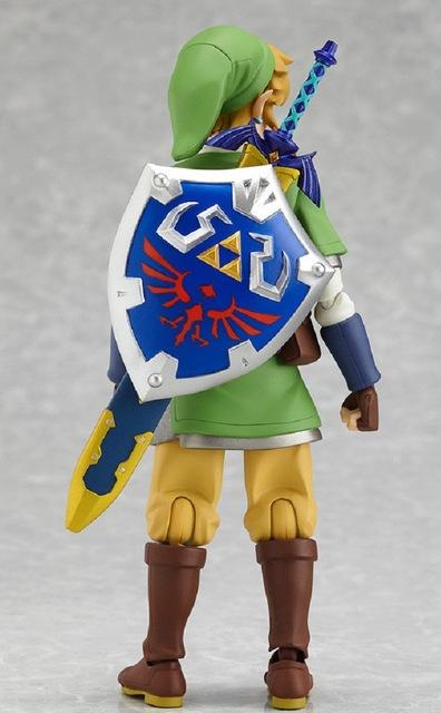 Legend of Zelda PVC toys