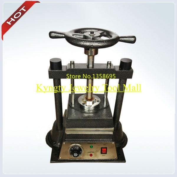 Outils de bijouterie, vulcanisateur de volant avec plaque chauffante, vulcanisateur robuste-Construction de disque, outil et équipement d'orfèvre