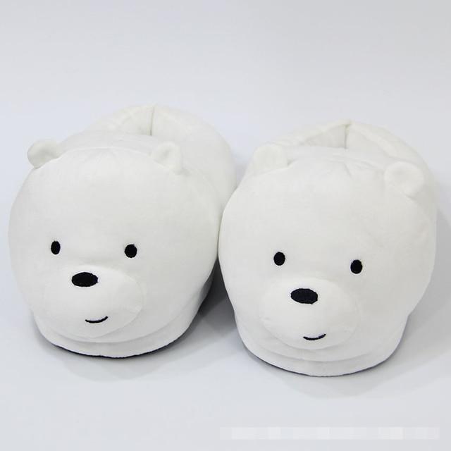 Тапочки Мы обычные медведи 4