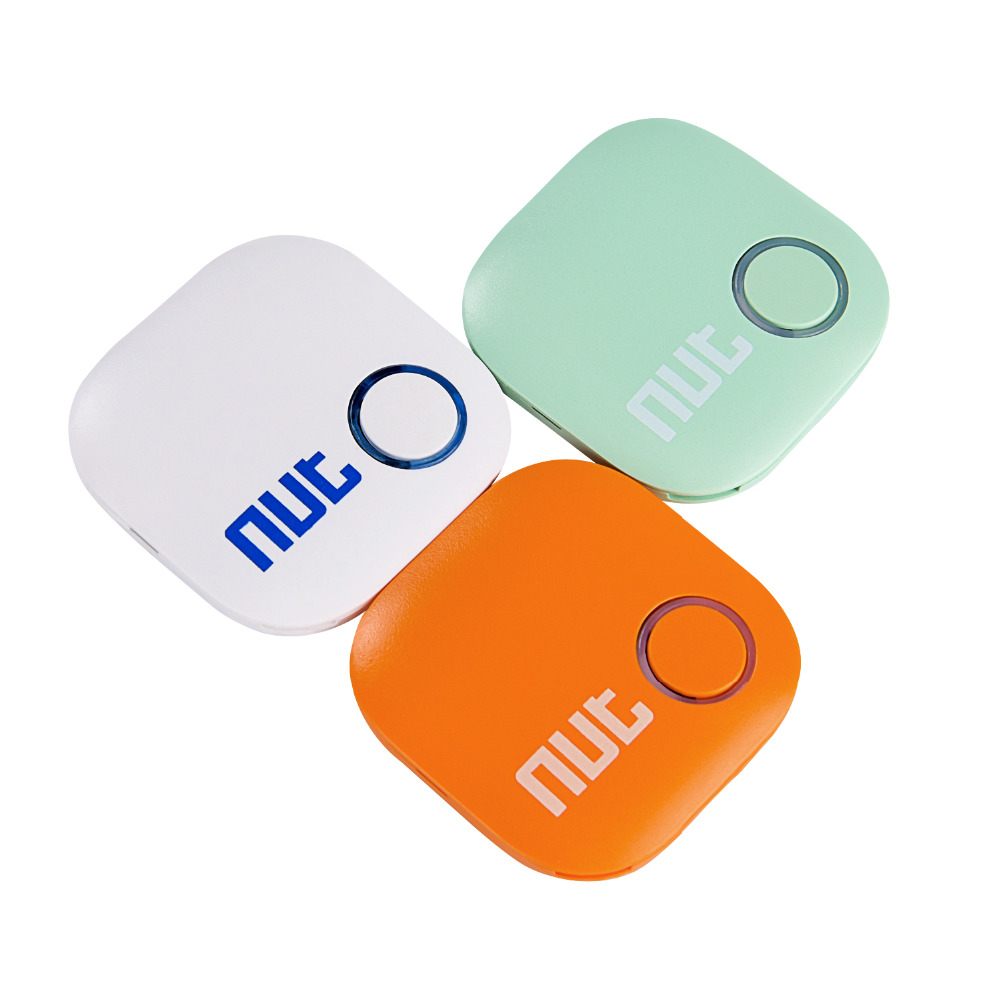 FineFun  New Design Nut 2 Smart Finder Bluetooth Tracking Tracker Bag Key Finder