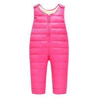 Fashion winter Boy's winter pants for girls clothes , 80% down children's winter pants all for kids Clothing and accessories