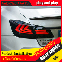 Car Styling LED Tail Lamp for Honda Accord 9 Tail Lights 2014 2016 for Accord Rear Light DRL+Turn Signal+Brake+Reverse LED light